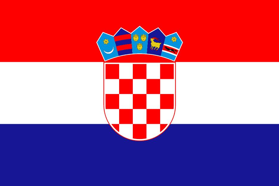 Flag of Croatia 2