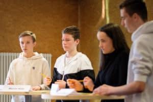 Jugend debattiert 105