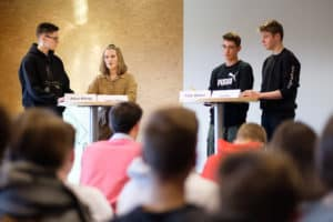 Jugend debattiert 107