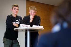 Jugend debattiert 108
