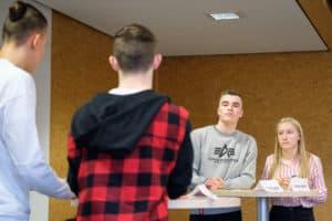 Jugend debattiert 124